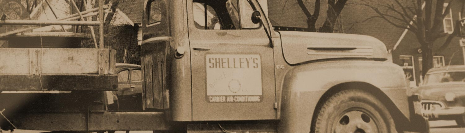 Shelley Electric Vintage Truck
